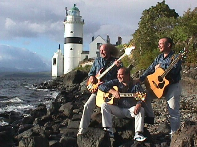 The Wherries at the Cloch Lighthouse