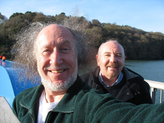 Dave and Ken - Cornwall 2014